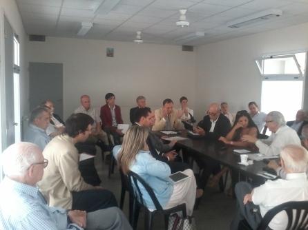 Reunión con Concejales de San Isidro