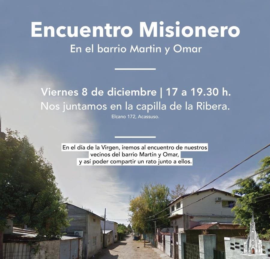 Misión barrio Martin y Omar 2017-01