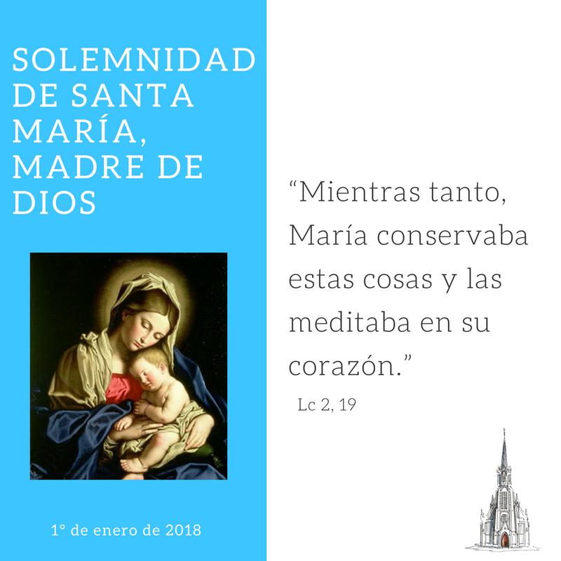 Solemnidad maria