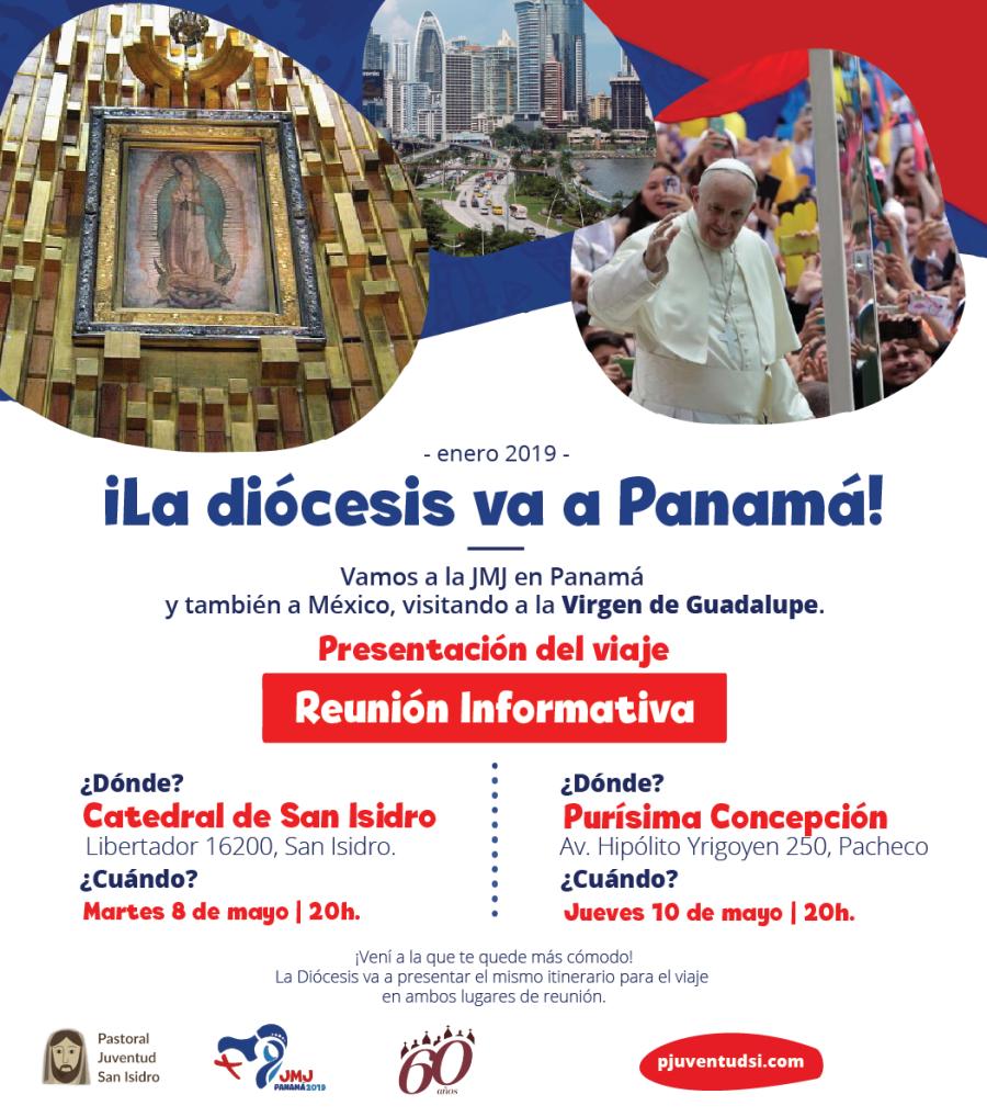 Reunión JMJ Diocesis