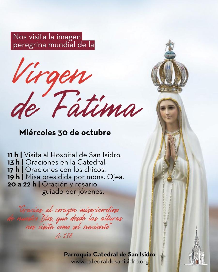 Virgen de Fátima en la Catedral_Mesa de trabajo 1